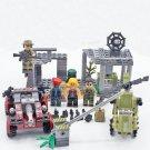 Jungle Assault Soldiers Minifigures Compatible Lego Military Minifigures