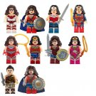 Wonder Woman minifigures Compatible Lego DC Wonder Woman Toy