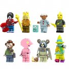 Adventure Time Minifigures Compatible Lego Comic set