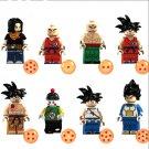 Dragon Ball Z Minifigures Compatible Lego Comic Dragon Ball building block Toy