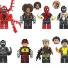 Deadpool 2 series Minifigures Domion Cable Minifigure Compatible Lego Marvel movie