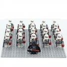 Commander Neyo Darth Vader minifigures Compatible Lego Star Wars Toy