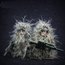 Camouflage Sniper Soldier minifigures Sniper Elite movie Toy Compatible Lego military minifigure