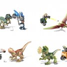 Jurassic World Character Dinosaur Minifigures Compatible Lego Pteranodon Chase