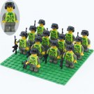 WW2 Royal Air Force Minifigures Compatible Lego Military Soldiers