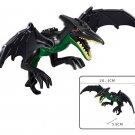 Jurassic World 3 Black Pterosauria building block Toy Compatible Lego Dinosaur Minifigures
