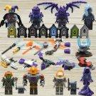 Aaron Fox Harpies Minifigures Compatible Lego Toy Nexo Knights