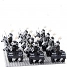 Dark Knight Medieval Knights Minifigures Compatible Lego Medieval Castle
