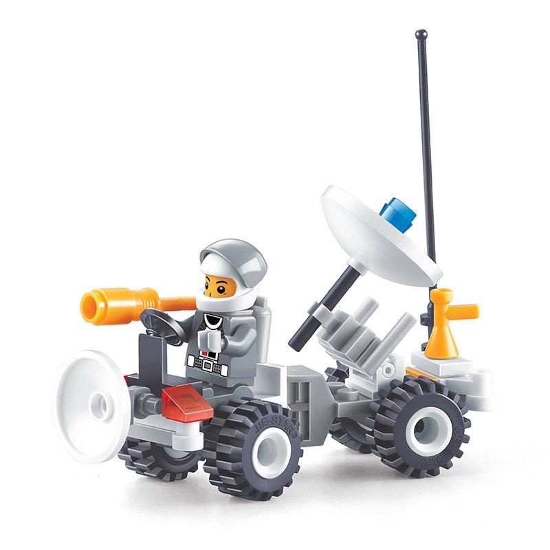 TV van Minifigures Compatible Lego City sets