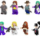 Penguin Scarecrow Joker Minifigures Compatible Lego Justice League Super Heroes set