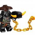 Muzzle Minifigures Compatible Lego Ninjago Minifigure