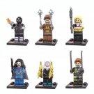 Aquaman Gwen Stacy Minifigures Compatible Lego Toy Super Heroes Minifigure