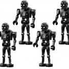 4pcs K-2SO Minifigures Compatible Lego Toy Star Wars sets