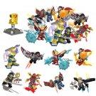 Avengers Thanos Iron Man Thor Minifigures Compatible Lego Avengers Super Heroes