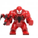 Carnage Minifigures Compatible Lego Toy Marvel Super Heroes Set