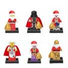 Christmas Star Wars Darth Vader C-3PO Minifigures Compatible Lego Christmas Gift