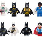 Val-Zod Supergirl Batman Minifigures Compatible Lego Toy DC Super Heroes