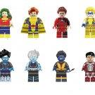 Doctor Samson Banshee Iron Man Minifigures Compatible Lego Toy Super Heroes sets