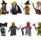 Halloween Gift Witch Alice Minifigures Compatible Lego Halloween Toy