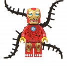 Venom Iron Man Minifigures Compatible Lego Toy Marvel Superhero set