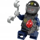 Robo SWAT Minifigures Compatible Lego Movie series Toy