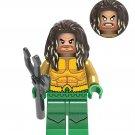 2018 Aquaman Minifigures Compatible Lego Toy DC Movie Aquaman