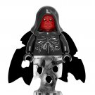 Red Skull Minifigures Compatible Lego Toy Marvel Super Heroes set