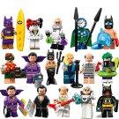 16pcs Batman Movie series Minifigures Compatible Lego Toy 2018 Batman Minifigures