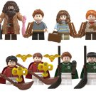Harry Potter Hermione Ron Weasley Minifigures Compatible Lego Toy Harry Potter set