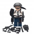 Playerunknown's Battlegrounds Minifigures Compatible Lego Military game Toy