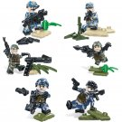 Camouflage Army Special Forces Minifigures Compatible Lego Toy Military sets