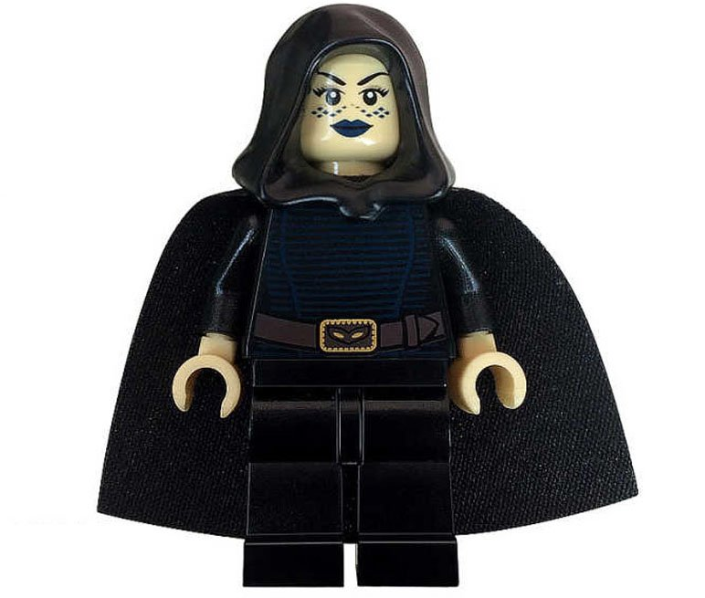 Barriss Offee Minifigures Compatible Lego Toy Star Wars sets