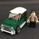 Mr. Bean Car building block Toy Compatible Lego Johnny English Minifigures