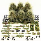 Camouflage soldier Delta Force Minifigures Compatible Lego America soldiers Toy