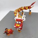 Dances of dragons building block Toy Compatible Lego Toy City Minifigures