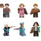Jacopo Gellert Grindelwald Queenie Minifigures Compatible Lego Toy Harry Potter sets