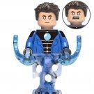 Iceman Minifigures Compatible Lego X-Men Minifigures