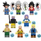 Ephesians Trunks Android 13 Minifigures Compatible Lego Dragon Ball Z sets