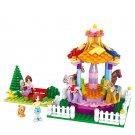 Friends Carrousel Minifigures Compatible Lego Toy Friends Minifigures