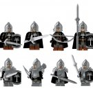 The Lord of the Rings Gondor Battle Minifigures Compatible Lego Movie sets