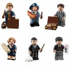 Fantastic Beasts Newt Scamander Percival Graves Minifigures Compatible Lego Toy Movie sets