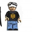 Trafalgar Law Minifigures Compatible Lego One Piece Toy