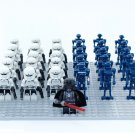 21pcs Imperial Hovertank Pilot stormtroopers Minifigures Compatible Lego Star Wars Toy