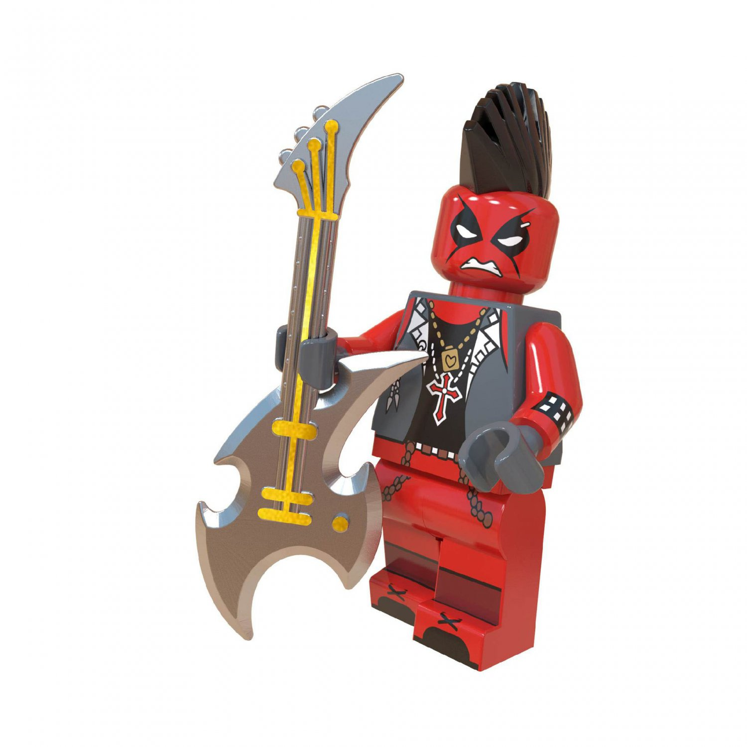 Beatles Deadpool Minifigures Compatible Lego Marvel movie Toy