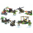 Mission Against Terror Soldiers Minifigures Compatible Lego Military sets