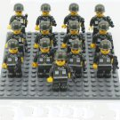 Australian Defence Force Minifigures Compatible Lego Toy WW2 Military sets