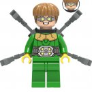 Doctor Octopus Minifigures Compatible Lego Movie Into the Spider-Verse Toy