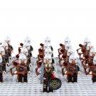 21pcs Rohan archer archer Minifigures Lego Compatible The Hobbit sets