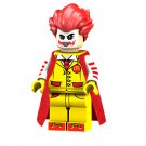 McDonald's Joker Minifigures Lego Compatible Minifigures Toy