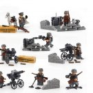 WW2 German SS-Panzer-Division Minifigures Lego Compatible military Toy